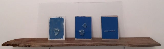 , 'Vi pérolas e conchas e corais,' 2015, C. galeria