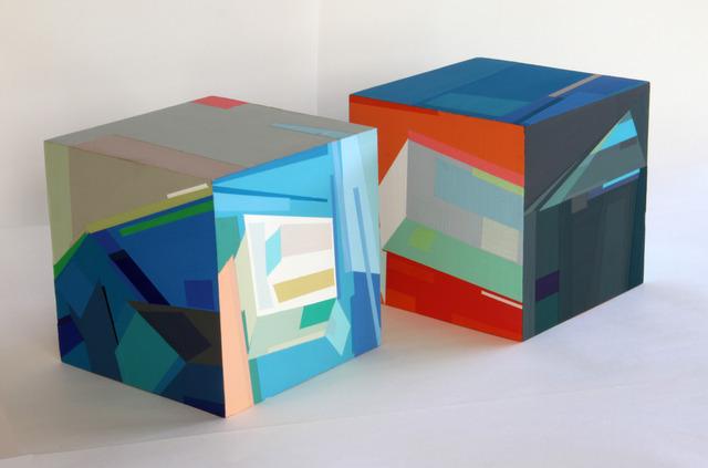 , 'Cocoons,' 2013, Myrine Vlavianos Arte Contemporânea