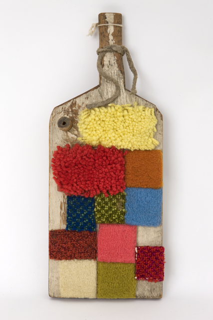 , 'Red Brush and Thimble,' 1974, Boca Raton Museum of Art