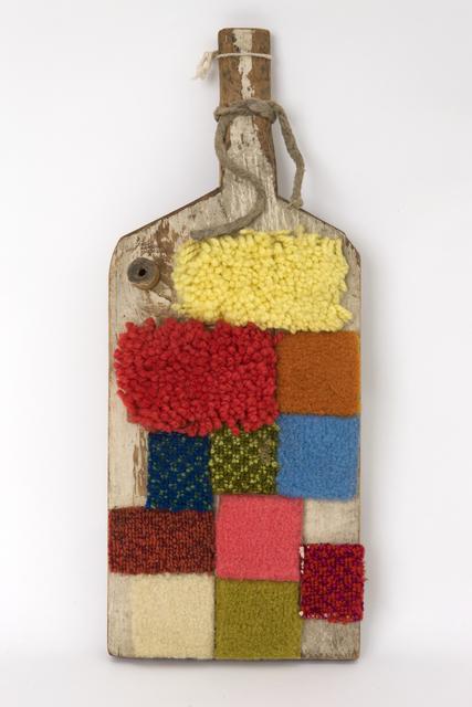 , 'Red Brush and Thimble,' 1974, Boca Raton Museum of Art