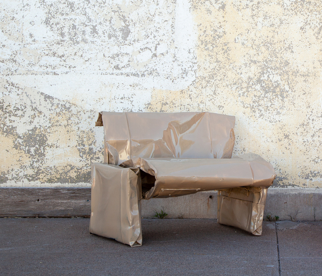 Anna Fasshauer, 'Big Bend Bench', 2019, NINO MIER GALLERY