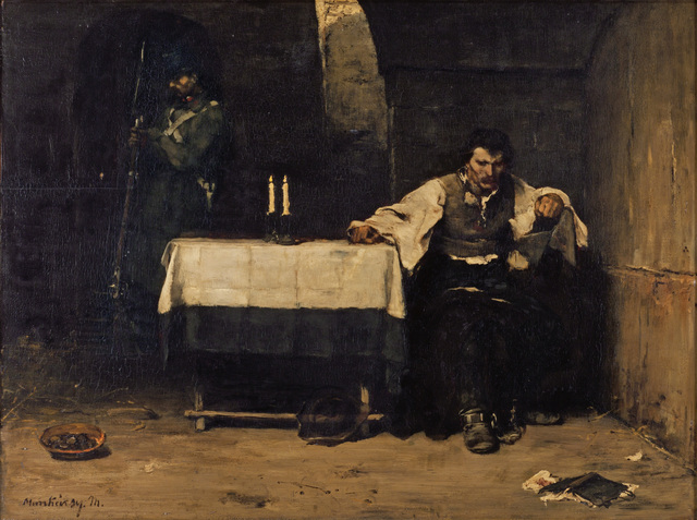 , 'The Condemned,' 1869-1872, Frye Art Museum