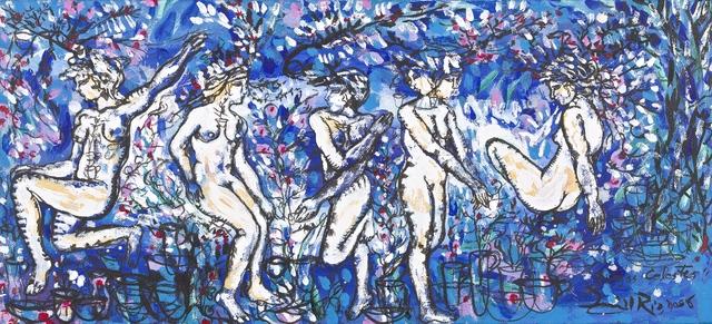 Zaida del Río, 'Las Celestes', 2005, MLA Gallery
