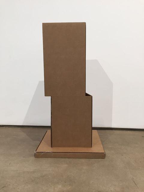 , 'Study 1972,' 2016, Galeria Raquel Arnaud