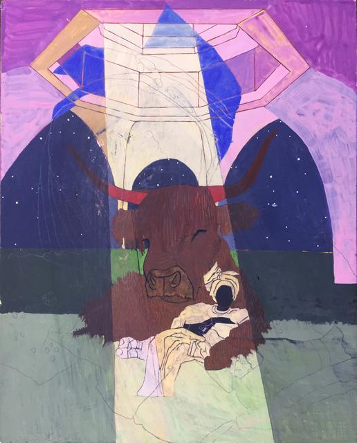 , 'Beam,' 2018, Tiwani Contemporary