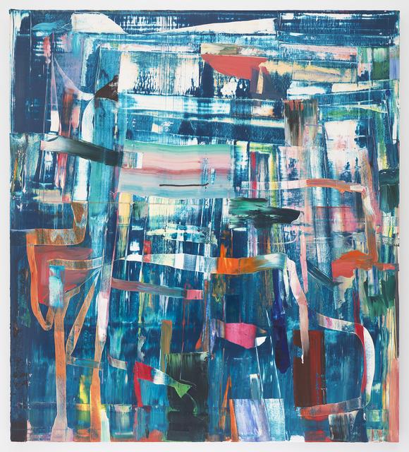 , 'Rig,' 2014, Miles McEnery Gallery