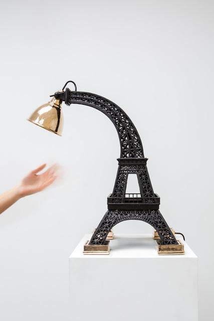 , 'Eiffel Tower Lamp,' 2012, Carpenters Workshop Gallery