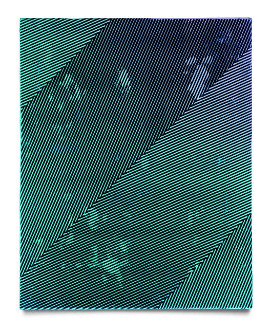, 'RP Study No. 15,' 2015, Tile Blush
