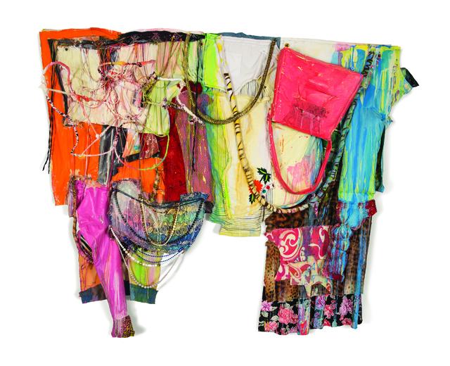Alan Neider, 'Pink Bag', 2014, Carter Burden Gallery