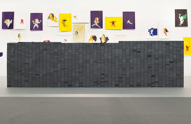 , 'Cedric & FRAND,' 2014, Pilar Corrias Gallery
