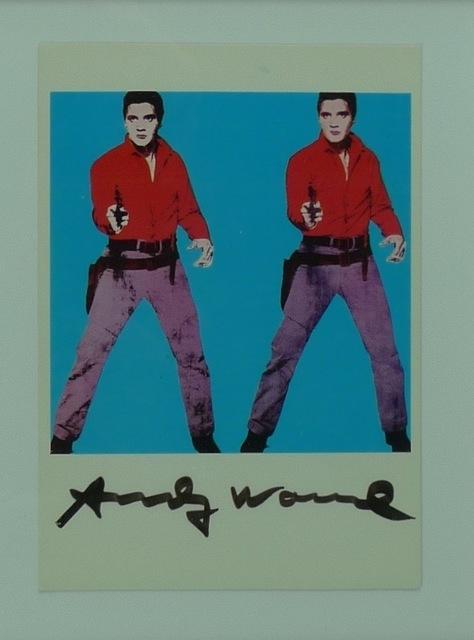 Andy Warhol, 'Double Elvis', no date, Bengtsson Fine Art