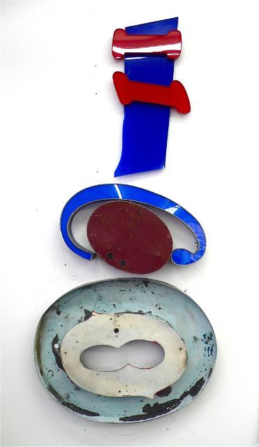 , 'Blue Guitar,' 2009, Galerie Thaddaeus Ropac