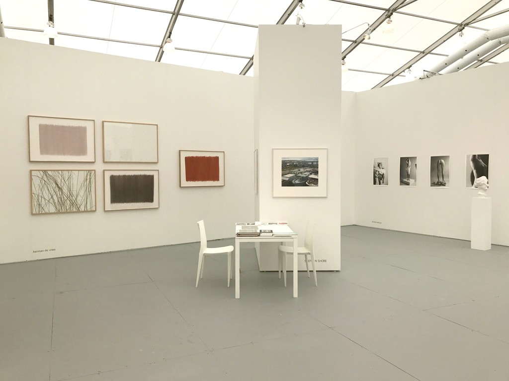 CONRADS at UNTITLED Miami booth C09