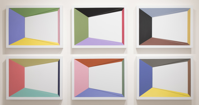 , 'Orkestra, 1-6,' 2018, Cheryl Hazan Gallery
