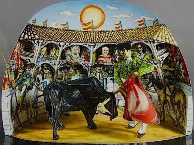 , 'Los Aficionados,' 1990, Gregg Shienbaum Fine Art