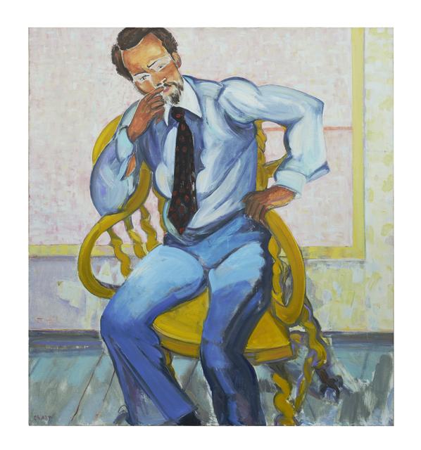 Bernard Chaet, 'Portrait of Robert Reed', 1973, FRED.GIAMPIETRO Gallery