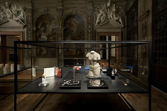 ", '""Small Utopia. Ars Multiplicata"" Exhibition view at Fondazione Prada, Venice,' 2012, Fondazione Prada"
