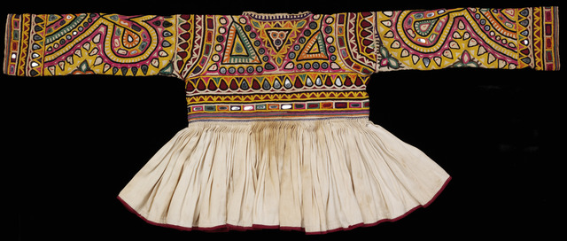 , 'Rabari Child's Jacket,' 20th Century, Victoria and Albert Museum (V&A)