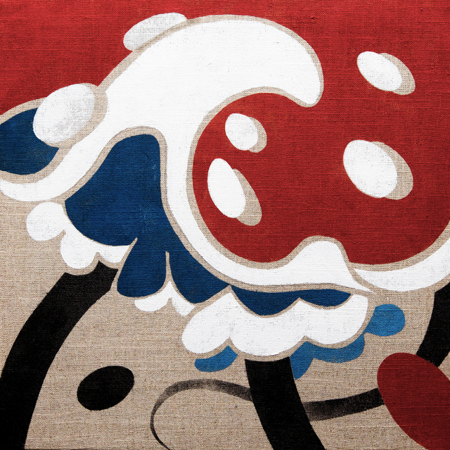 , 'Hokusai Minnie (Version III),' 2012, Modern West Fine Art