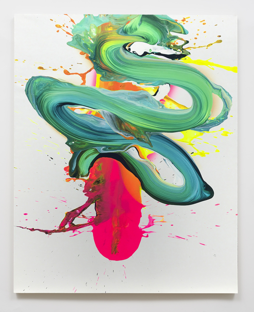 Yago Hortal, 'SP 66', 2014, River