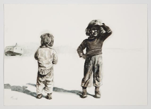 , 'Perspective,' 2016, Nancy Hoffman Gallery