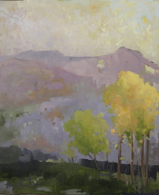, 'Mountain View,' 2016, J. Cacciola Gallery