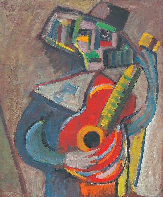 Miguel Ángel Pareja, 'Payador', 1980, Galería de las Misiones