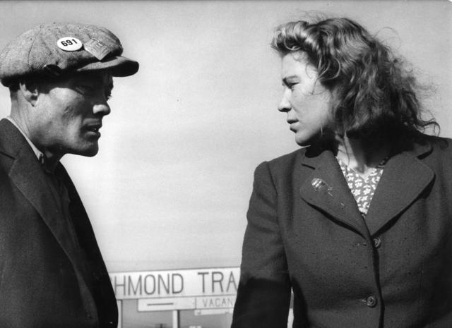 , 'Argument in a Trailer Camp, Richmond, California,' 1944, ROSEGALLERY