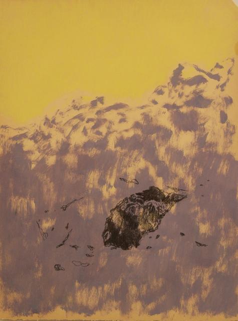 , 'Caves No. 5,' 2014, Instituto de Visión