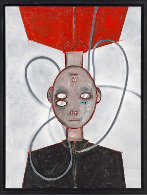 , 'A.O.: Schroedinger,' 2016, Galerie Krinzinger
