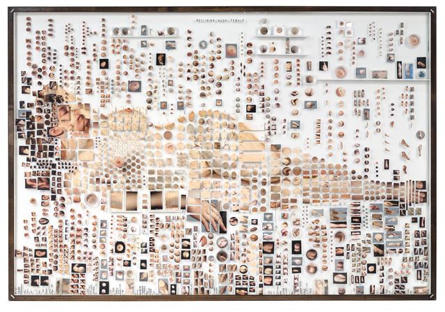 , 'Reclining Nude Female,' 2015, Opera Gallery