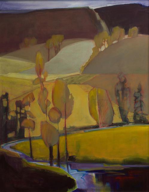 , 'Mountain Creek,' , Abend Gallery
