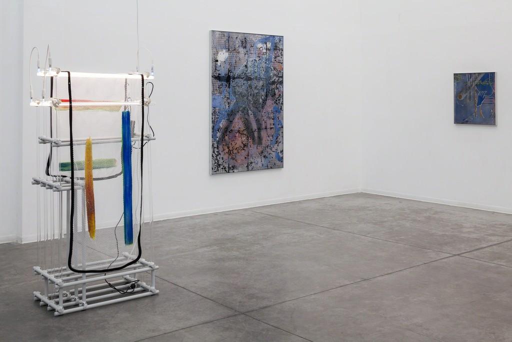 Darren Goins - Command Shift 4 \ Hezi Cohen  Gallery, Tel Aviv \ October - December 2015 \ Photo: Tal Nisim