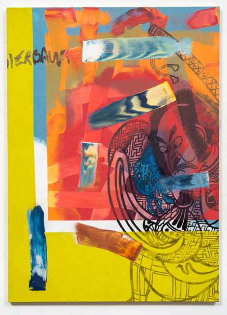 , 'Hank Bierbaum Fantasizes,' 2016, Upfor