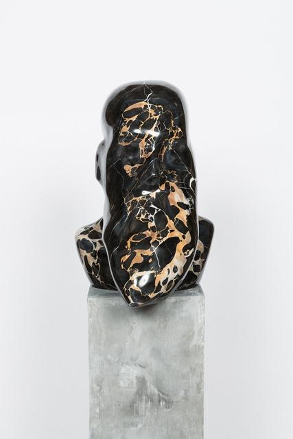 , 'Man with beard (A),' 2014, Galería OMR