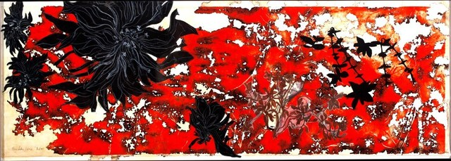 , 'The Power of Lace,' 2011, Rosenbaum Contemporary
