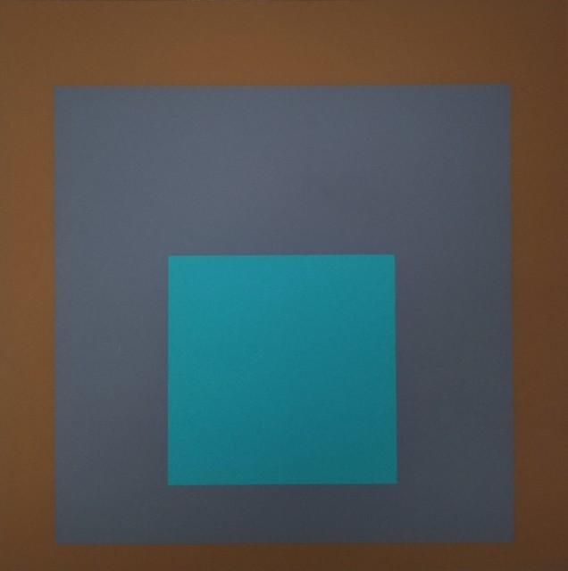 Josef Albers, 'Aura', 1962, Graves International Art