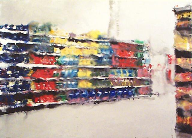 , 'Supermarché #3,' 2001, Winston Wächter Fine Art