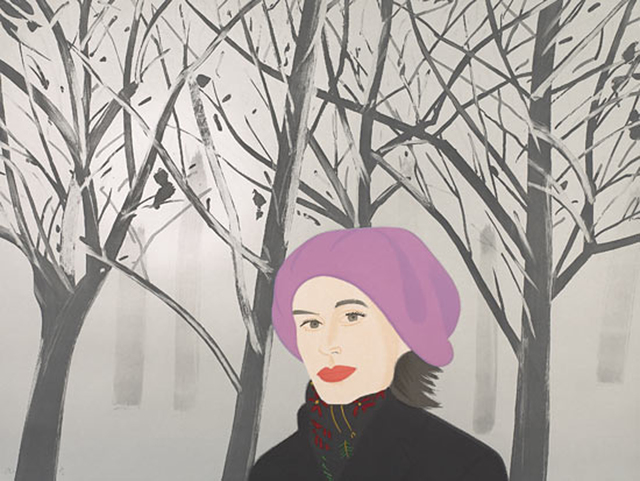 Alex Katz, 'January', 1993, Marlborough