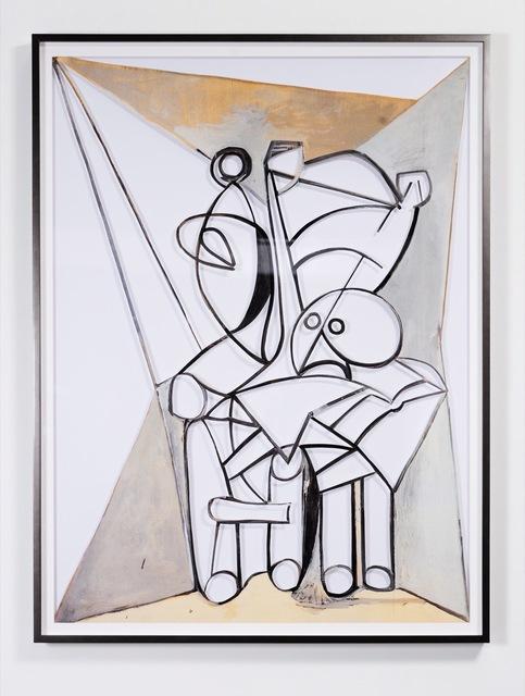 , 'Untitled (Nature morte au crâne sur une chaise),' 2018, Sean Kelly Gallery