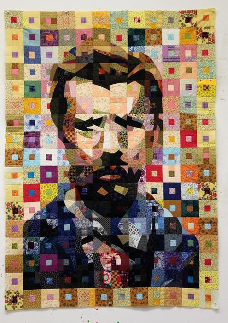 Jack Edson, 'Georges Seurat Portrait', 2018, Eleven Twenty Projects