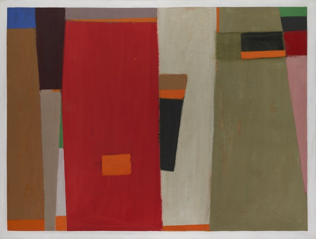 , 'Untitled,' 1969, Berry Campbell Gallery