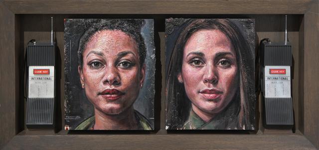 , 'Walkie Talkies ,' , Peter Robertson Gallery