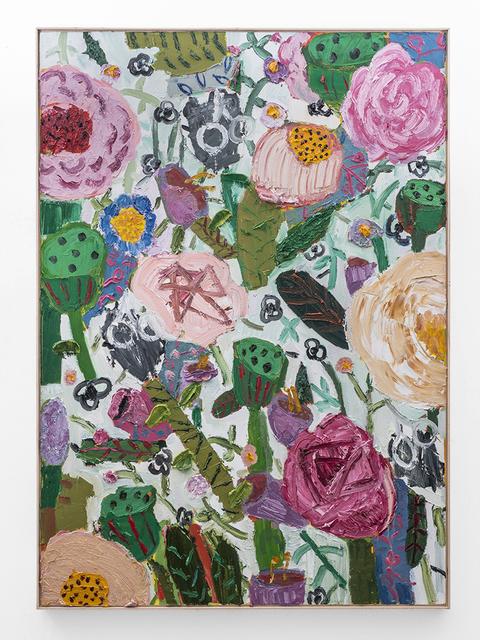 , 'Lotus Blossoms,' 2018, SMAC
