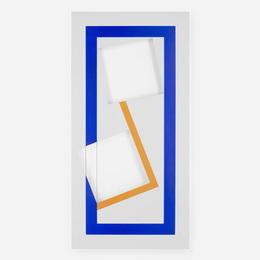 Jaildo Marinho, 'Carre et orange pour Julio,' 2005, Wright: Art + Design (February 2017)