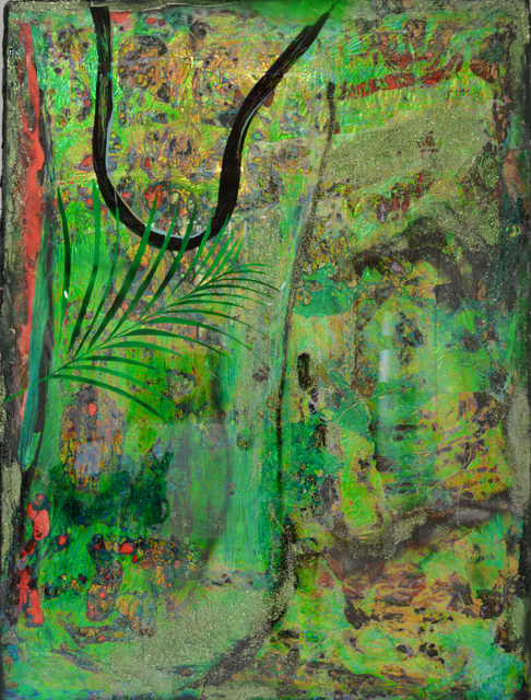 , 'Once Upon the Amazon (Ayahuasca),' 2017, Ethan Cohen New York