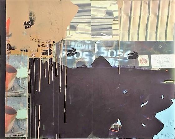 Gayle Wells Mandle, 'Ready, Set, Go', 2011, Mixed Media, Canvas, Atelier Newport