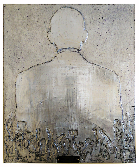 , 'POTUS Farewell Series Limited Edition Silver,' 2016-2017, AS Artists Studios