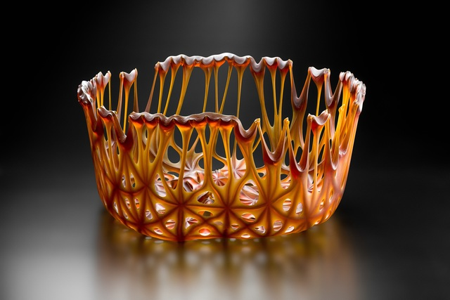 Milan Krajíček, 'New Dimension IV', 2019, Design/Decorative Art, Cast, cut glass, Galerie Kuzebauch