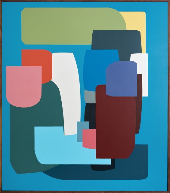 Hugh Byrne, 'Flexure IV', 2017, EBONY/CURATED